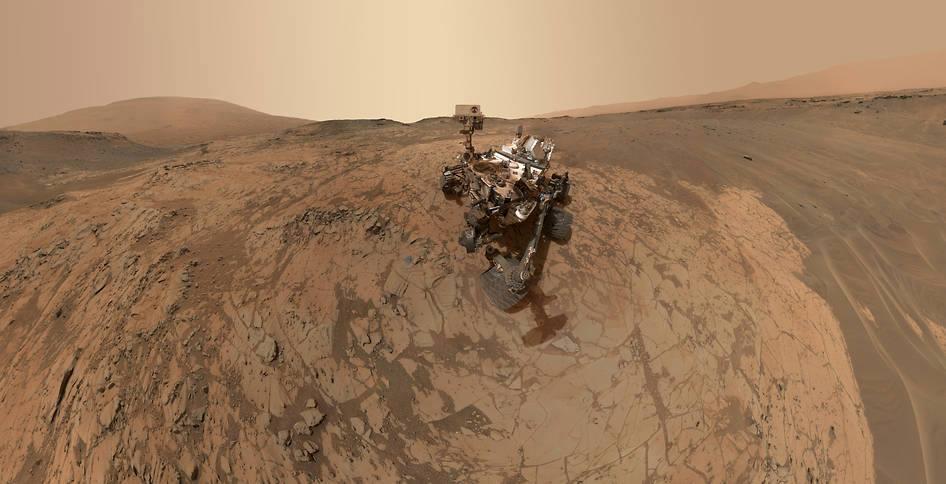 سيلفى المريخ