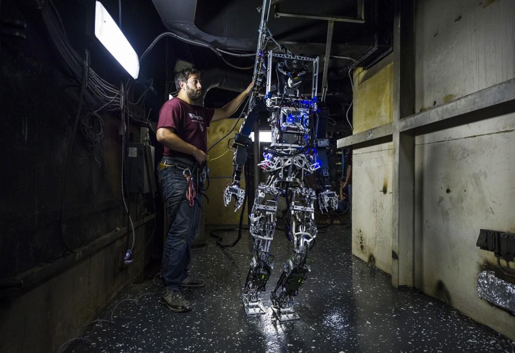 روبوت سافير