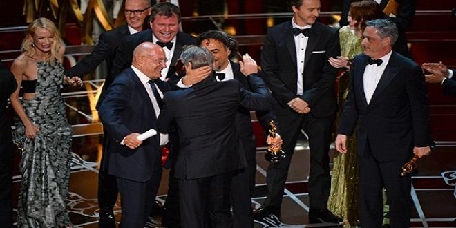 The Oscar big winner
