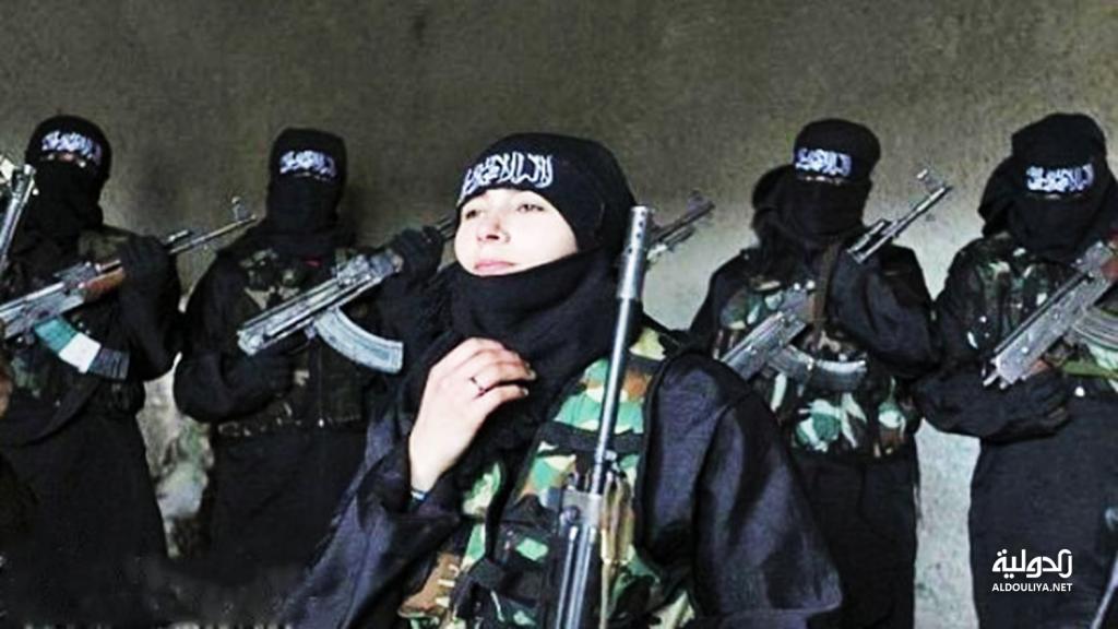 أخطر نساء داعش