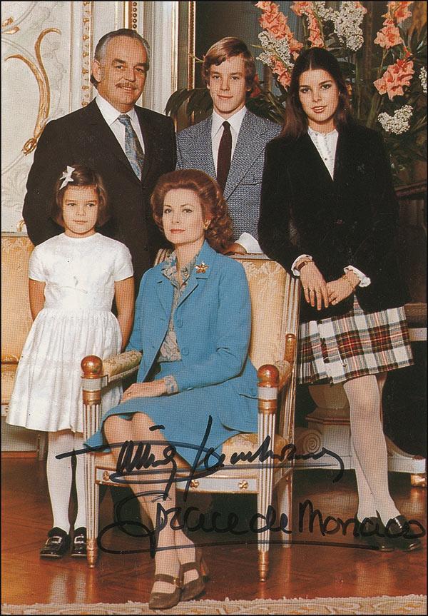 الأمير رينيه والجميلة جريس كيلى3