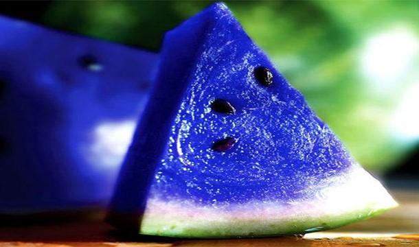 البطيخ الأزرق