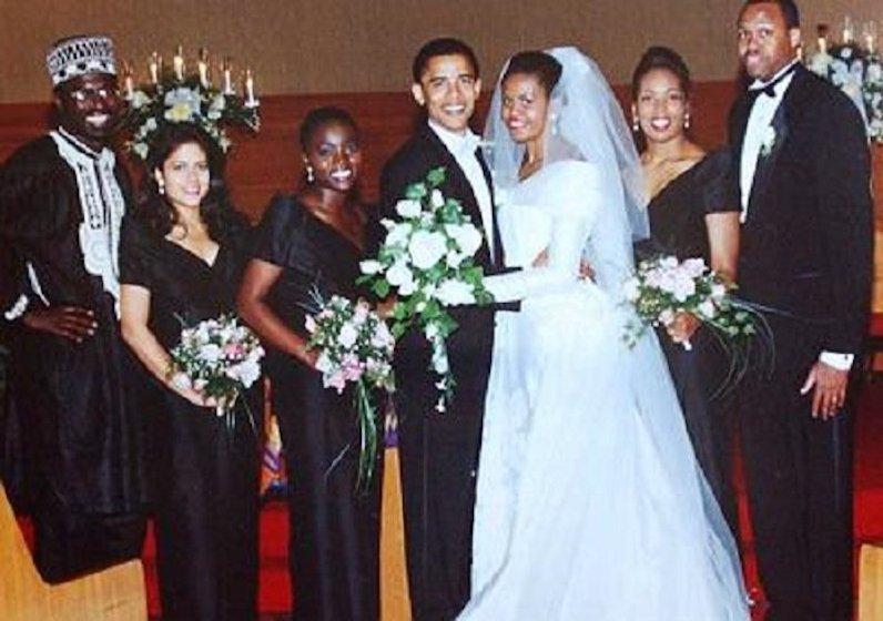 باراك وميشيل أوباما
