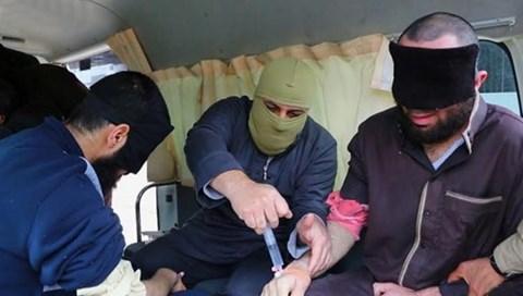داعش تنفذ عملية قطع يد
