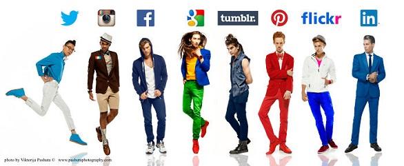 شباب الفيس بوك