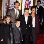 عائلة بيكهام