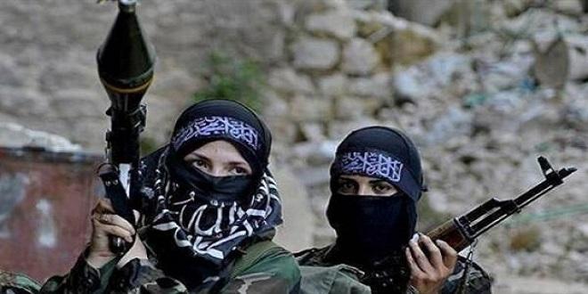 فتاة داعش