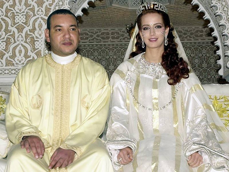 محمد السادس ملك المغرب ولالاسلمى2