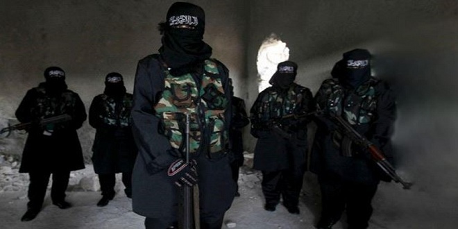 نساء داعش