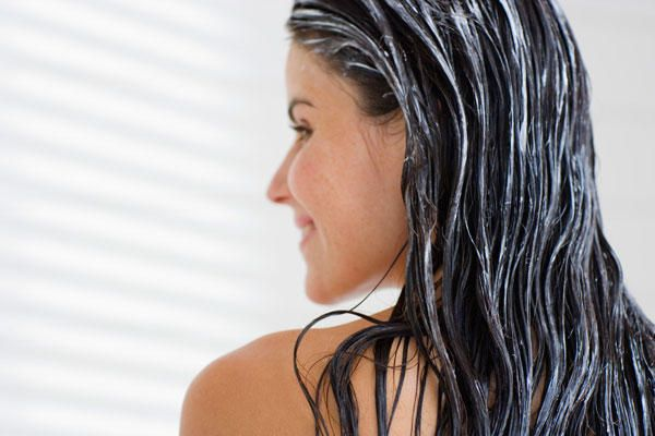 لعلاج الشعر التالف