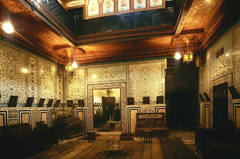 قصر محمد على فى المنيل