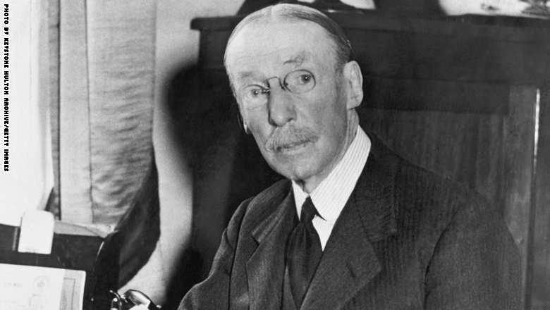 المندوب السامي البريطاني آرثر هنري مكماهون، القاهرة 1940