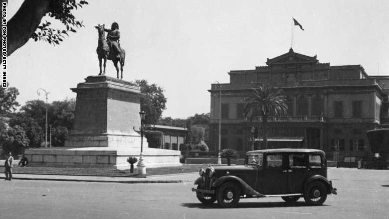 دار الأوبرا المصرية 1954