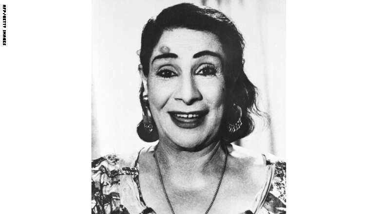 الممثلة الكوميدية ماري منيب