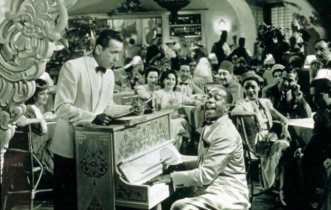 آلة البيانو التي ظهرت في فيلم كازبلانكا