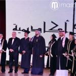 أكاديمية الفنون في مصر تكرّم ألمع نجوم الخليج