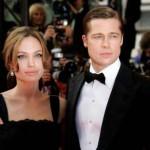 أنجلينا جولي زوجها براد بيت