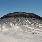 الجبل البركانى