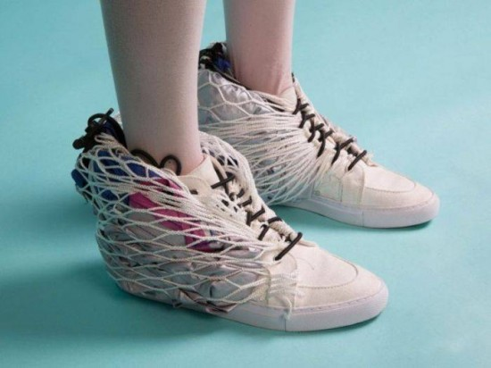 الحذاء الخيمة