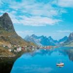 جزر لوفوتين بالنرويج