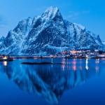 جزر لوفتين بالنرويج
