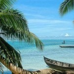 """- جزيرة """"روتان"""" في هندوراس."""