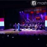 حسين الجسمي على المسرح