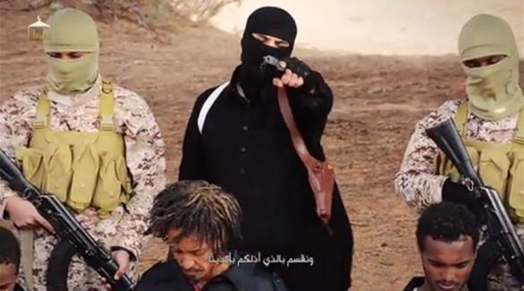 داعش تقتل اثيوبيين بليبيا