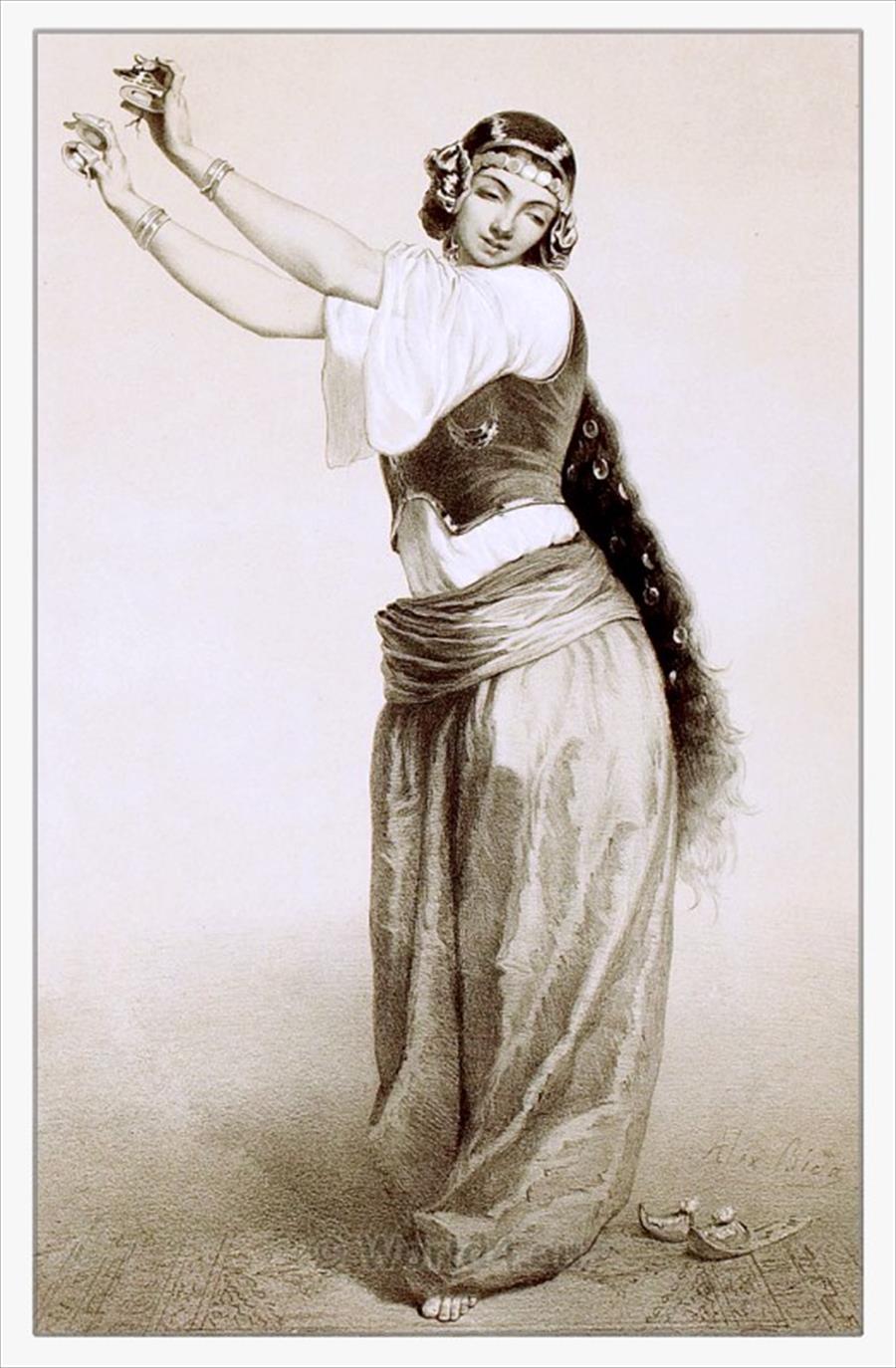 رقص عثمانى