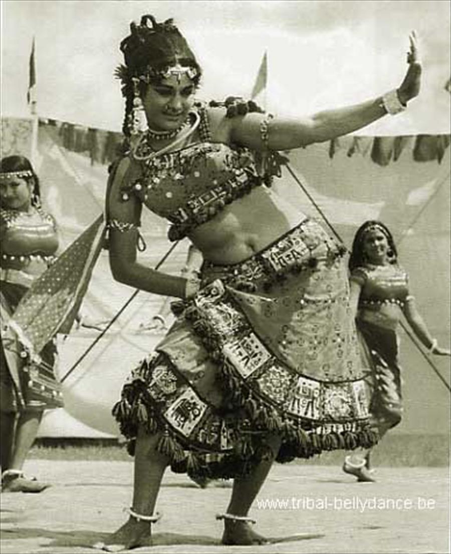رقص هندى
