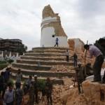 زلزال نيبال المدمر