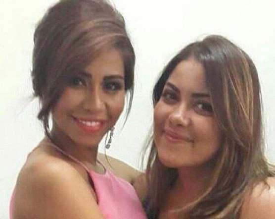 شيرين وشقيقتها