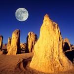 صحراء بيناكلس الاسترالية