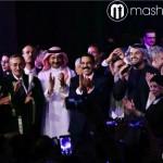 صور تكريم حسين الجسمي وعبادي الجوهر وعبدالله الرويشد في مصر