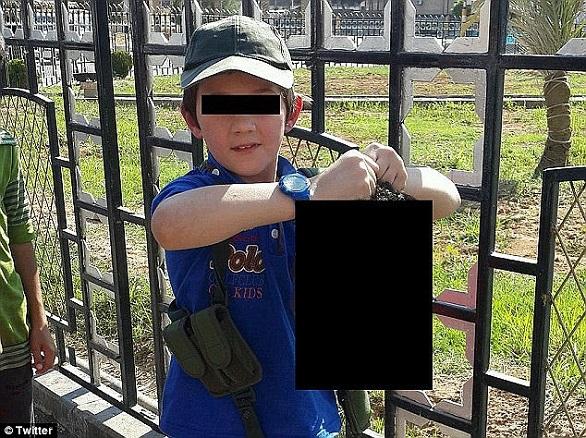 فتى داعش