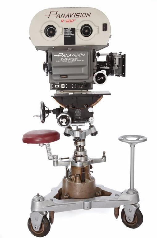 كاميرا بانافيجن PSR 35MM خاصّة بجورج لوكاس بفيلم ستار وورز