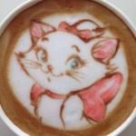ديزنى بالقهوة