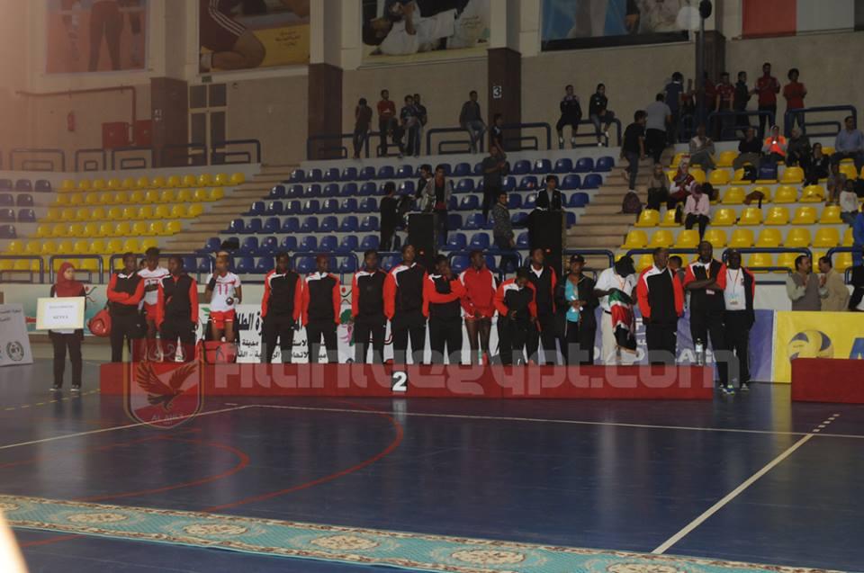 أبطال أفريقيا للكرة الطائرة