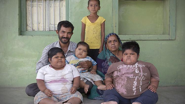 صورة للعائلة