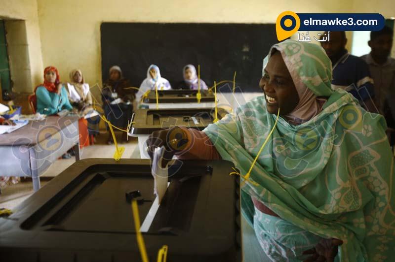 انتخابات السودان