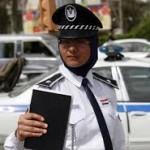شرطيات بغداد