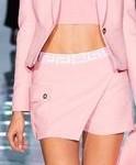 أزياء الصيف الوردية