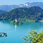 بحيرة بليد فى سلوفينيا