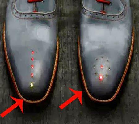 حذاء سحرى