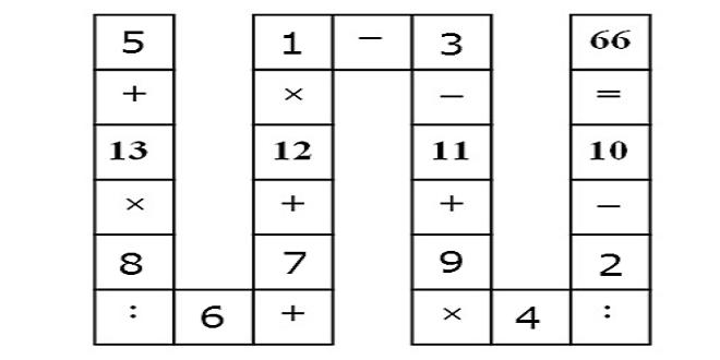 حل المسألة الحسابية