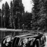 سيارة الملك فاروق ماركة الفا روميو موديل 1939