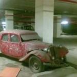 سيارة كان يمتلكها الملك فاروق