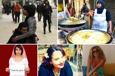 سيدات مصريات
