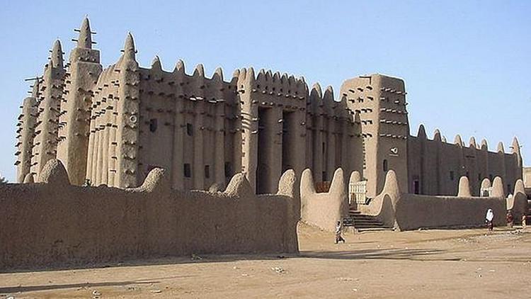مدينة تمبكتو في مالي