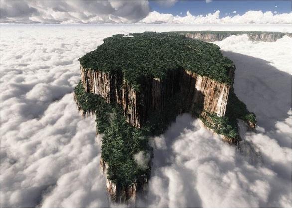 مونتي رورايما - فنزويلا